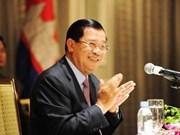 Le Premier ministre cambodgien entame sa visite officielle au Vietnam