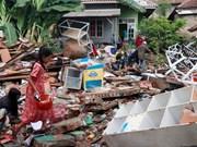 Tsunami en Indonésie : le bilan grimpe à 429 morts