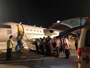 Attentat à la bombe en Egypte : les trois derniers touristes vietnamiens sont rentrés au Vietnam