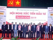 Activités du Premier ministre Nguyen Xuan Phuc dans la province de Dak Nong
