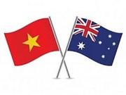 Rencontre à Ho Chi Minh-Ville en l'honneur de la Fête nationale de l'Australie