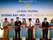 Vietnam Airlines ouvre la ligne Can Tho – Da Nang