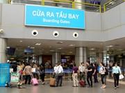 Sommet Etats-Unis – RPDC : L'aéroport de Noi Bai soutient les reporters internationaux