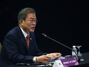 Le président sud-coréen affirme sa volonté de renforcer la coopération avec l'ASEAN