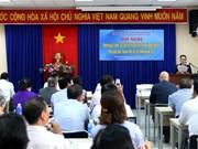 Des Viet Kieu contribuent au développement de Ho Chi Minh-Ville