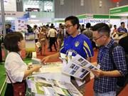Ouverture de l'exposition HortEx Vietnam 2019 à Ho Chi Minh-Ville