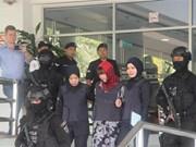 La Malaisie reporte le procès de Doan Thi Huong
