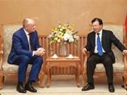 Le Vietnam favorise les projets du groupe russe Gazprom