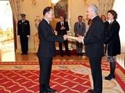 Ouverture d'un bureau consulaire d'honneur du Vietnam à l'Andorre-la-Vieille