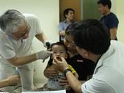 Global Care offre des opérations gratuites à des enfants vietnamiens
