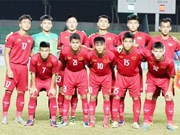 Le 4è tournoi international U19 : le Vietnam bat le Myanmar 2-1