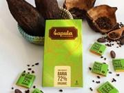 Le chocolat organique vietnamien sera exporté au Japon
