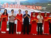 Ha Tinh : Inauguration de la plus grande usine de panneaux de fibres de bois au Centre