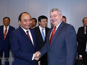La visite du Premier ministre Nguyen Xuan Phuc contribue à la coopération Vietnam-République tchèque