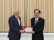 Ho Chi Minh-Ville et le Brabant Wallon (Belgique) renforcent leur coopération