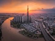 La plus haute terrasse d'observation d'Asie du Sud-Est inaugurée à Ho Chi Minh-Ville