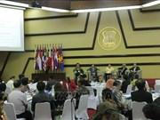 L'ASEAN promeut sa coopération avec les organisations sociales