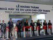 THACO inaugure une usine de fabrication de voitures à Quang Nam