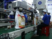 Promotion des exportations nationales de riz  en Chine