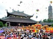Pèlerinage en milieu bouddhiste