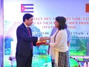 Les localités cubaines souhaitent coopérer avec la province de Ninh Binh