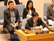 Le Vietnam consolide sa position au sein de l'ONU