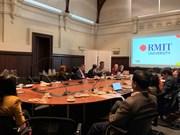Le Vietnam étudie les expériences australiennes en matière d'autonomie des universités