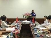 Yunnan (Chine) offre des soins ophtalmologiques gratuites à Hai Phong