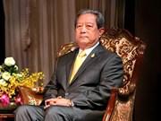 Thaïlande: Surayud Chulanont devient président du Conseil privé du roi