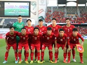 Le Vietnam gagne deux places dans le classement de juin 2019 de la FIFA
