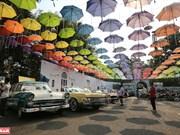 La 2è journée des automobiles anciennes de Sai Gon