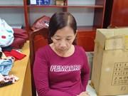 Saisie de sept kilogrammes de méthamphétamine transportés du Cambodge
