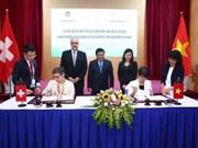 La Suisse aide le Vietnam à développer des parcs éco-industriels