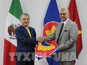 L'ASEAN tient en haute estime le rôle du Vietnam au Mexique