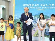 Vietnam Airlines lance la ligne aérienne directe Busan (République de Corée)-Da Nang