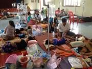 La dengue se propage au Laos, 34 morts