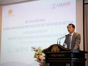 Lancement d'un programme de développement des toitures photovoltaïques