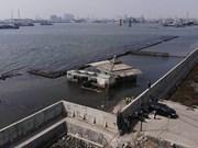L'Indonésie envisage de construire une digue maritime géante