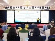 Un séminaire sur la lutte contre la traite des êtres humains à Lang Son