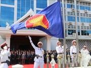 Célébration du 52e anniversaire de la fondation de l'ASEAN en Indonésie