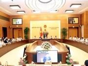 Ouverture de la 36e réunion du Comité permanent de l'Assemblée nationale