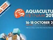 L'exposition Aquaculture Vietnam 2019 prévue en octobre