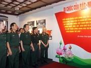 """Ouverture de l'exposition """"Testament du Président Ho Chi Minh – Une lumière qui guide »"""