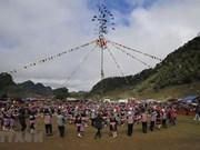 Festival Gau Tao - une particularité de l'ethnie H'mong