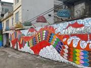 Quand une décharge de Hanoi  mène à l'art