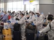 Rapatriement de plus de 300 citoyens vietnamiens en Russie