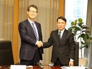 L'agence de presse sud-coréenne YONHAP félicite la VNA