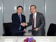 L'agence de presse japonaise KYODO félicite la VNA