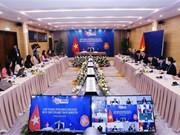 L'ASEAN renforcent la coopération avec des partenaires