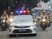 Lancement de l'Année de la sécurité routière 2021